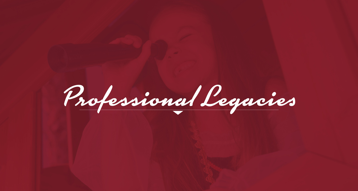 Professional Legacies