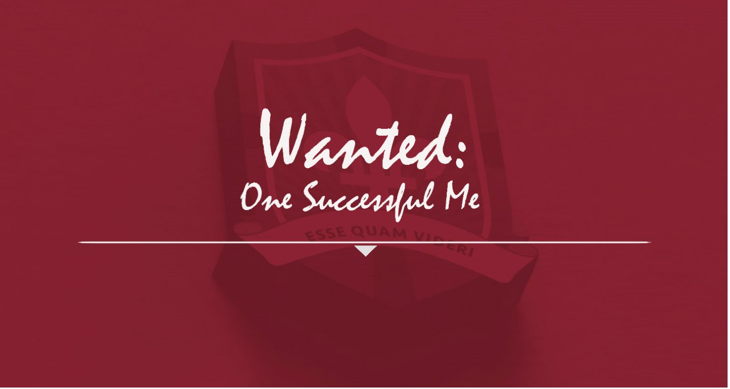 Amy Edge author speaker. Blog Wanted: One Successful Me